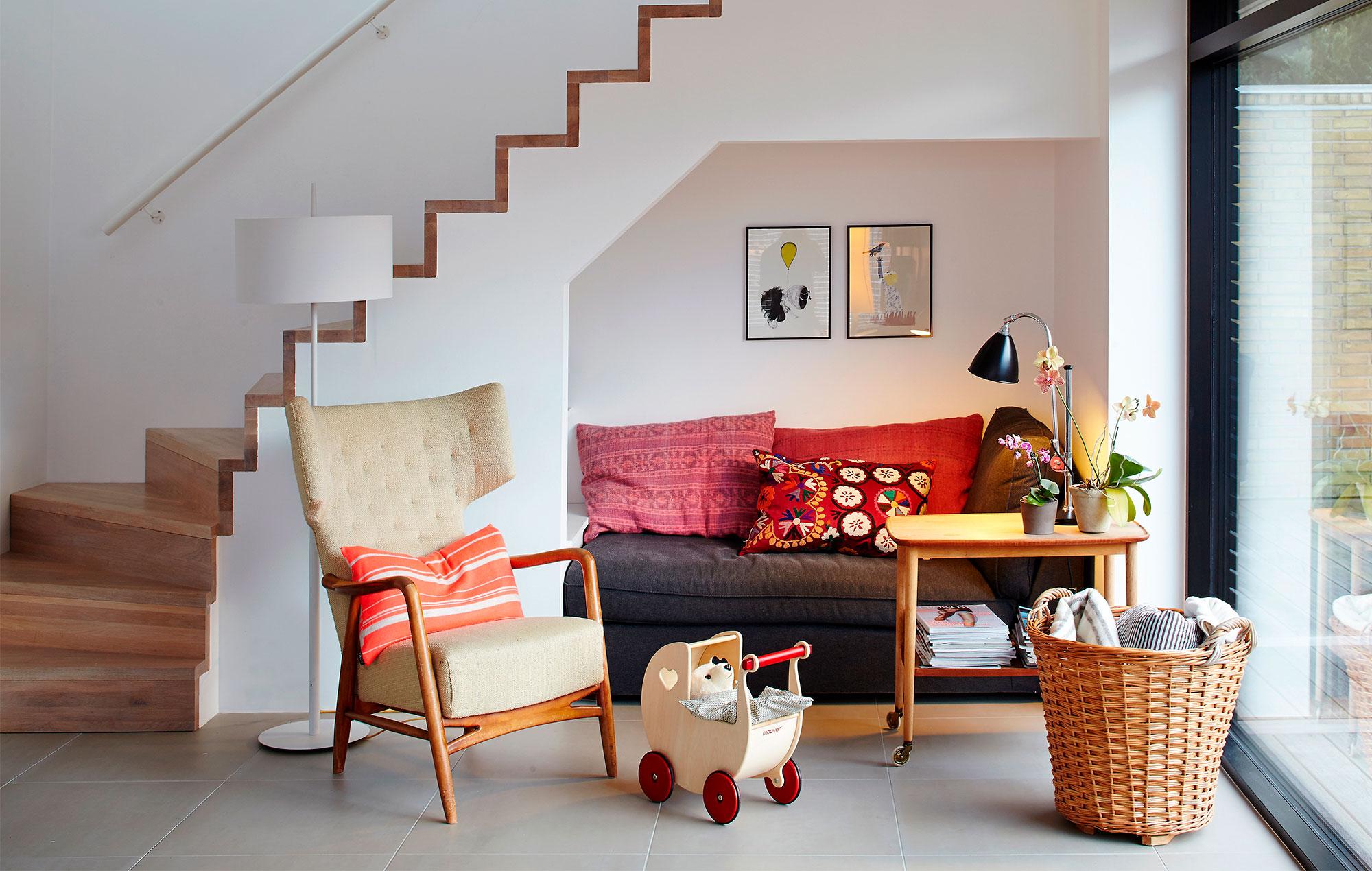 Ny etage med panoramaudsigt   danske boligarkitekter