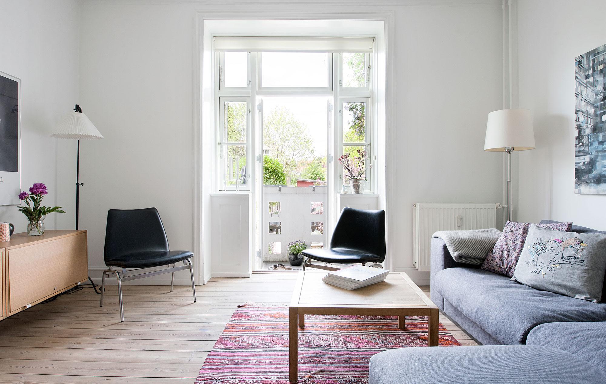 Picture of: Danske Boligarkitekter Nar En Trappe Er Noglen Til At Samle 2 Lejligheder
