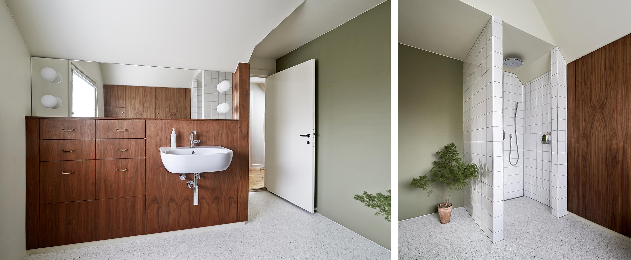 Arkitektens farverige 50'er-villa - Danske Boligarkitekter