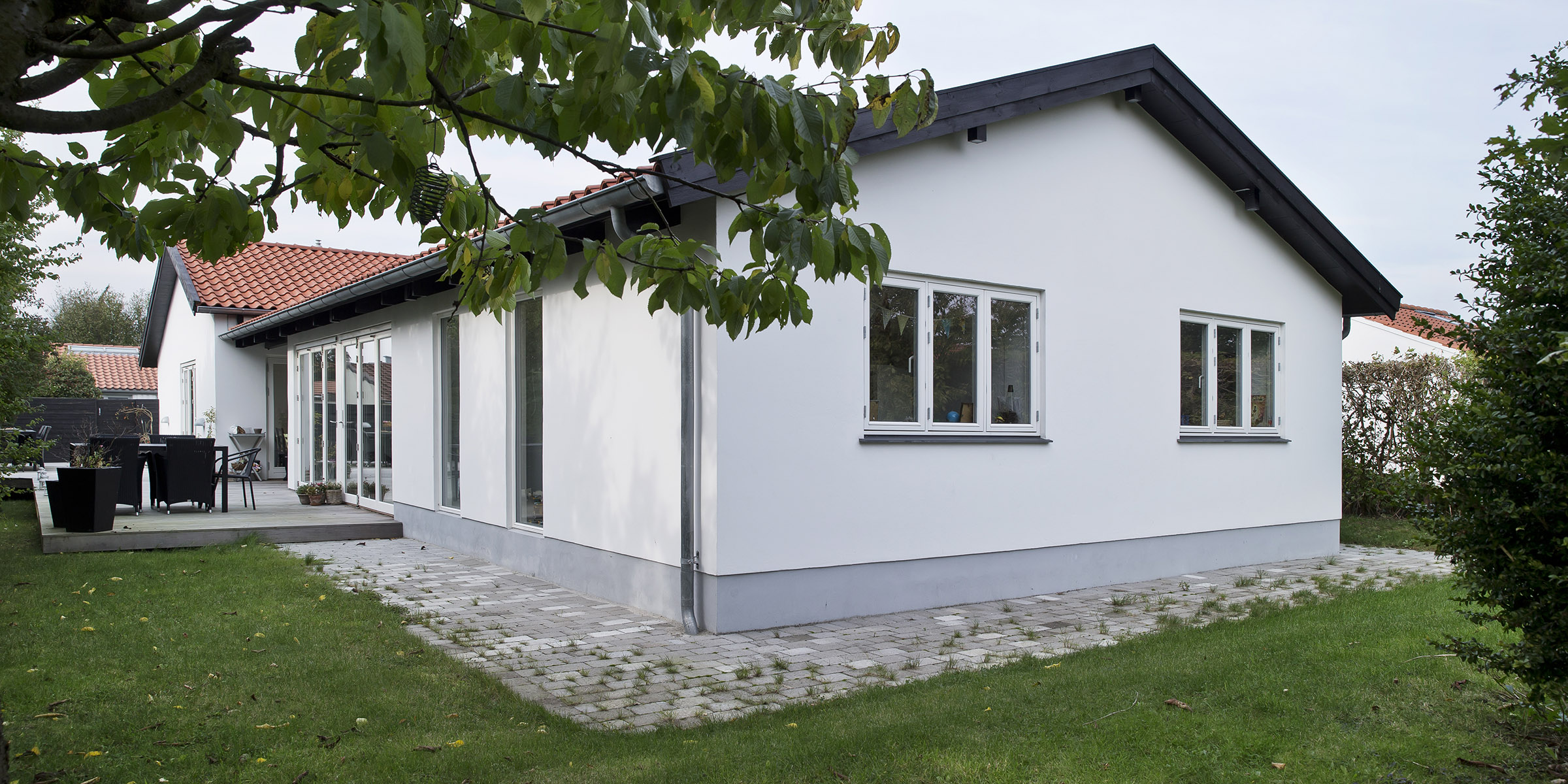 Nyt hus med gammel sjæl - Danske Boligarkitekter