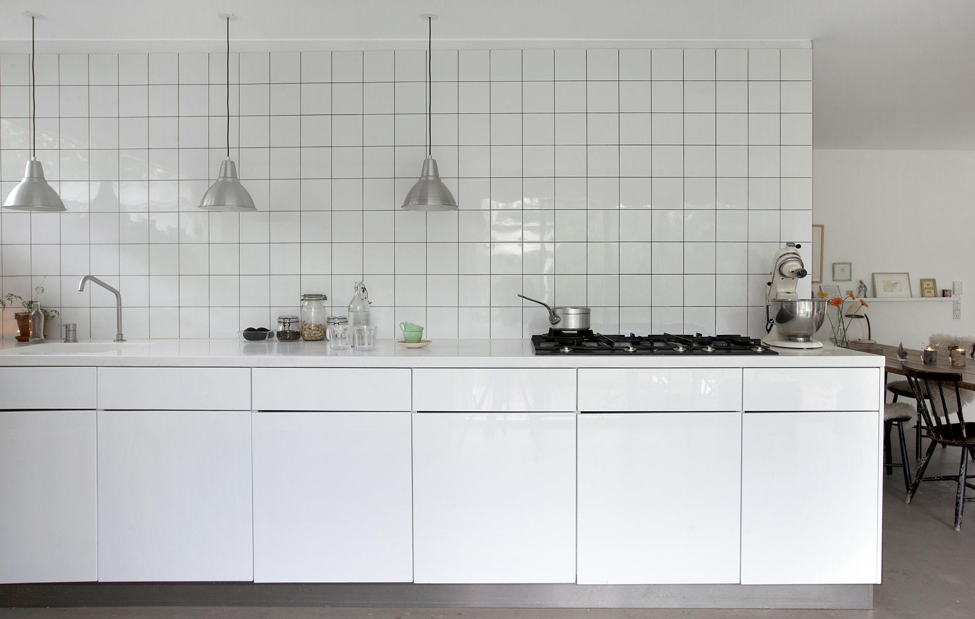 Danske Boligarkitekter 8 Hvide Kokkener Der Bestemt Ikke Er Kedelige